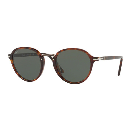 3184S Sunglasses // Havana + Brown