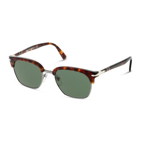 3199S Sunglasses // Havana + Gray