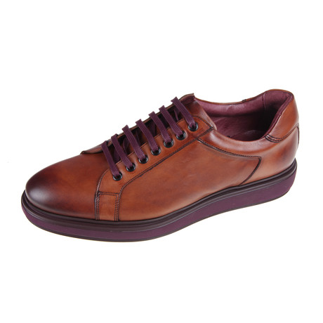 CS0264 // Sneaker // Tan (Euro: 40)