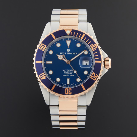 Revue Thommen Diver Automatic // 17571.2155 // Store Display