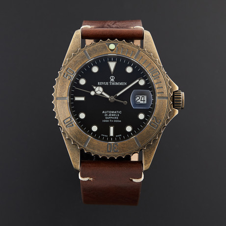 Revue Thommen Diver Automatic // 17571.2589 // Store Display