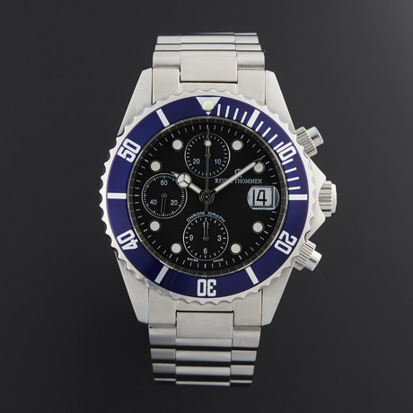 Revue Thommen Diver Chronograph Automatic // 17571.6135 // Store Display