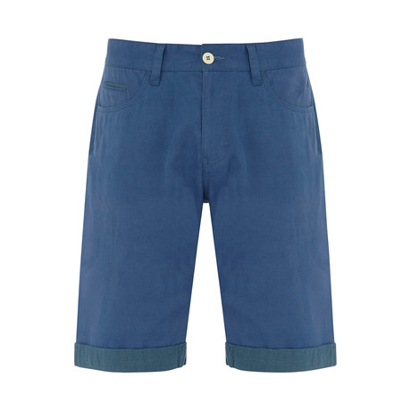 Eyser Shorts // Dust Blue (XS)