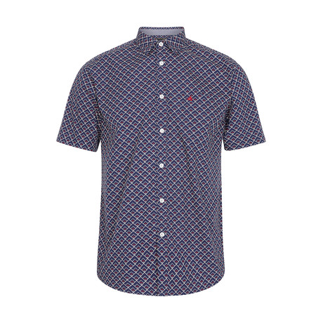 Garrison Shirt // Navy (XS)
