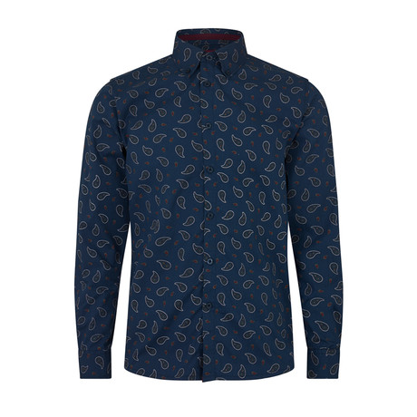 Endell Shirt // Blue (XS)