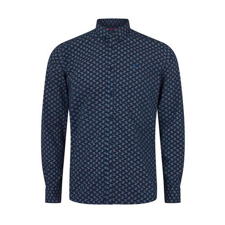 Sotheby Shirt // Navy (XS)