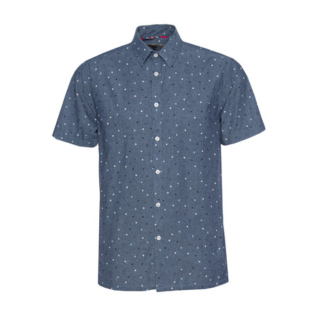 Fairby Shirt // Blue (XS)