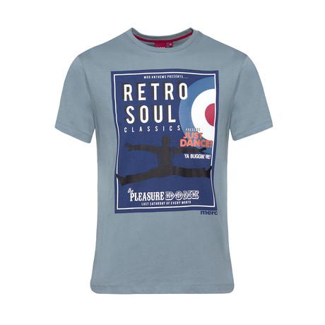 Palmer T-Shirt // Slate Blue (XS)