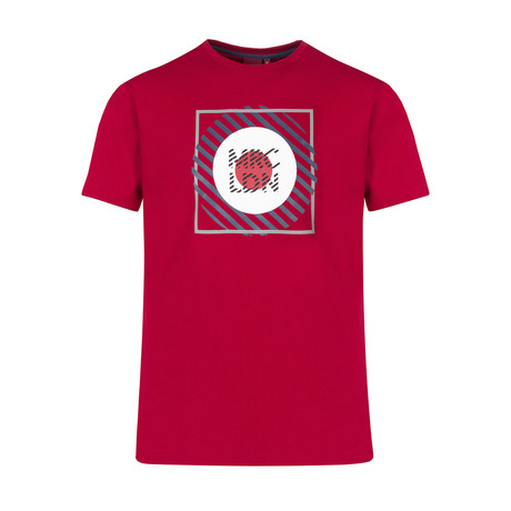 Rodley T-Shirt // Deep Red (XS)