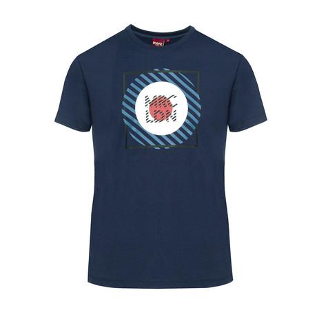 Rodley T-Shirt // Navy (XS)