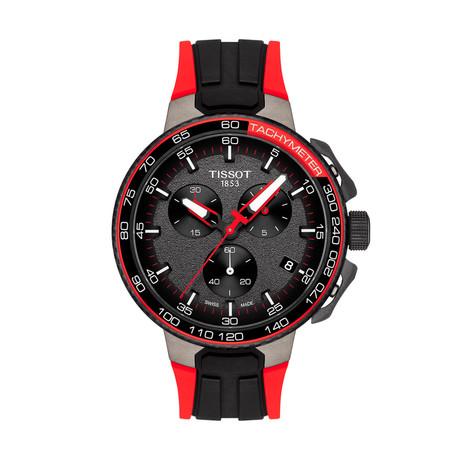 Tissot T-Race Chronograph Quartz // T111.417.37.441.01