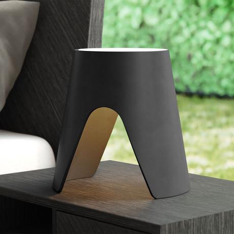 Abbey Table Lamp // Graphite