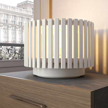 Dacre Table Lamp // Mont Blanc