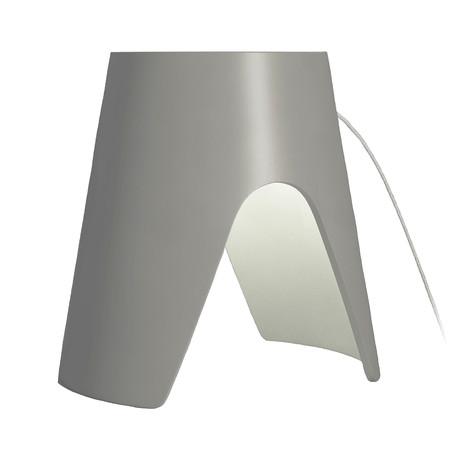 Abbey Table Lamp // Titanium