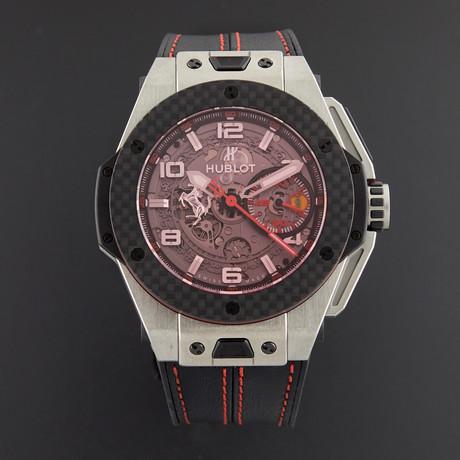 Hublot Unico Ferrari Chronograph Automatic // 401.NQ.0123.VR