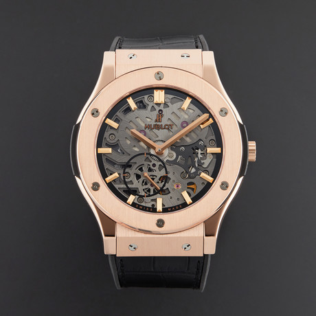 Hublot Manual Wind // 515.OX.0180.LR