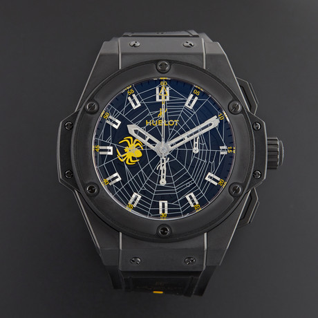 Hublot King Power Spider Automatic // 703.CI.1119.GR.SPD13