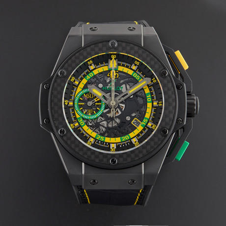 Hublot King Power Scolari Chronograph Automatic // 716.CQ.1199.LR.SOL14