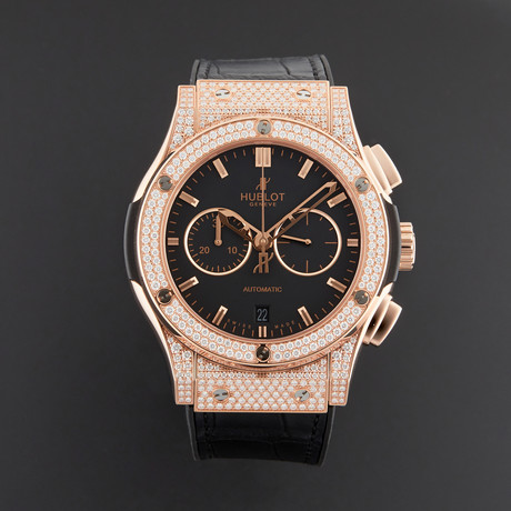 Hublot Chronograph Automatic // 541.OX.1180.LR.1704