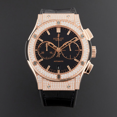 Hublot Chronograph Automatic // 521.OX.1180.LR.1704