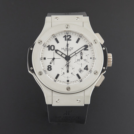 Hublot Chronograph Automatic // 301.TI.450.RX