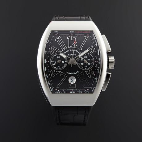 Franck Muller Vanguard Chronograph Automatic // 45CCACBLKSHNY