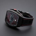 Franck Muller Vanguard Chronograph Automatic // 45CCBLKBLKRED