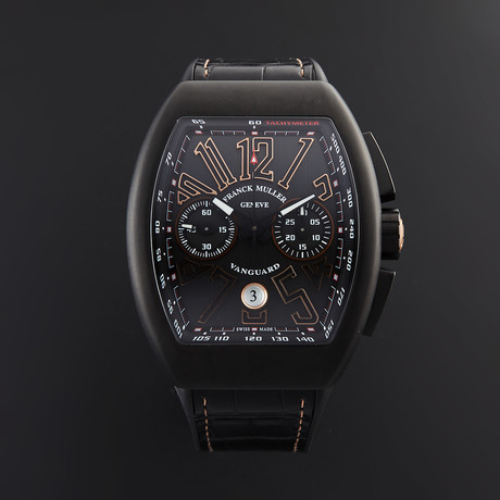 Franck Muller Vanguard Chronograph Automatic // 45CCNR5N