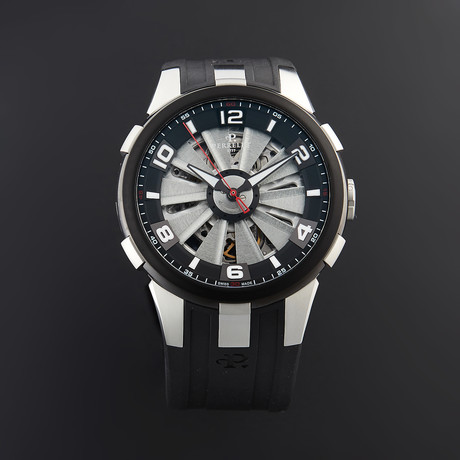 Perrelet Turbine Skeleton Automatic // A1082/1 // New