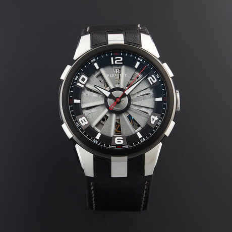 Perrelet Turbine Skeleton Automatic // A1082/1A // Store Display