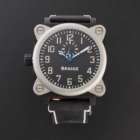 Rpaige Aviator 1944 Manual Wind // RPAVIATOR1944