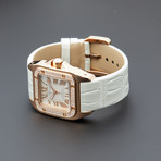 Cartier Ladies Santos 100 Automatic // WM50450M // Pre-Owned