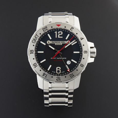 Raymond Weil GMT Automatic // 3800-ST-05207