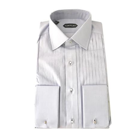 Tuxedo Shirt // Gray (US: 15R)