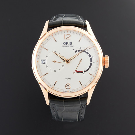 Oris Artelier Manual Wind // 111 7700 6061 LS78