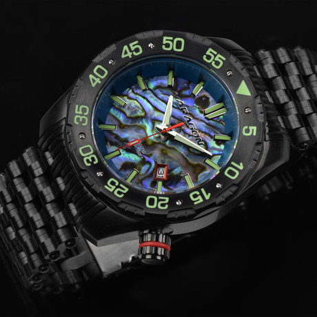 Aragon Sea Charger Automatic // A083ABA