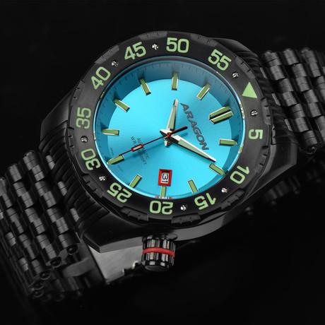 Aragon Watch Sea Charger Automatic // A083AQU