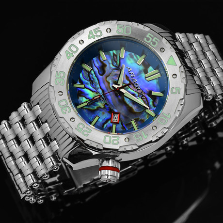 Aragon Sea Charger Automatic // A081ABA