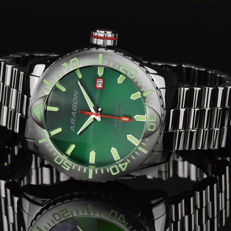 Aragon Watch Matador Automatic // A314GRN