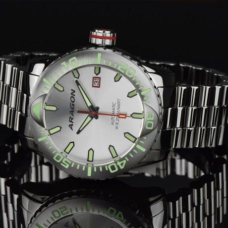 Aragon Watch Matador Automatic // A314SLV