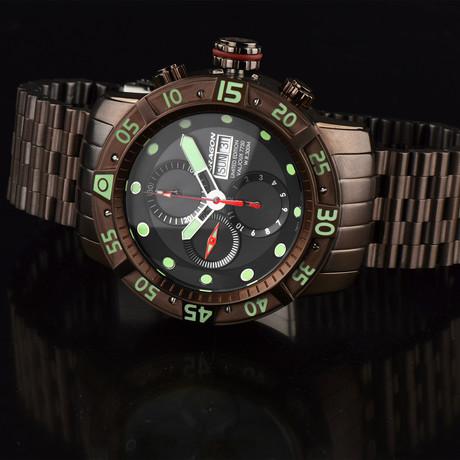 Aragon Watch Gauge Automatic // A321BLK