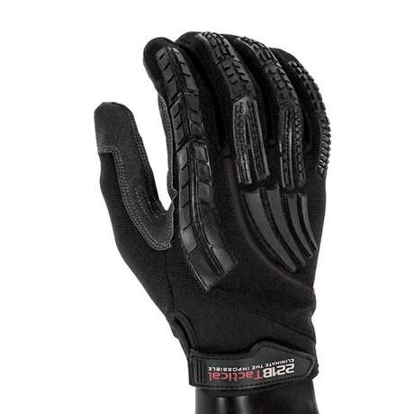 Guardian Gloves // Level 5 Cut Resistant // Black (XS)