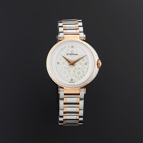 Eterna Ladies Quartz // 2561.59.61.1724