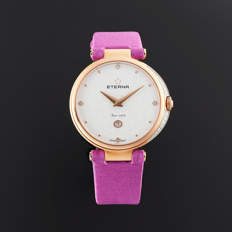 Eterna Ladies Quartz // 2566.60.61.1371