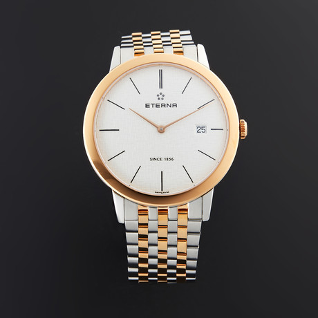Eterna Quartz // 2710.53.10.1737 // New // New