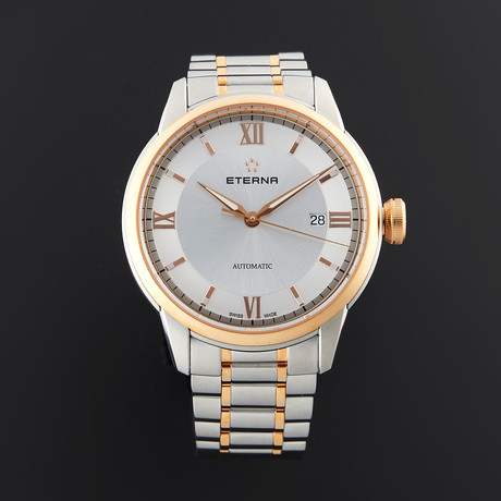 Eterna Automatic // 2970.53.17.1703