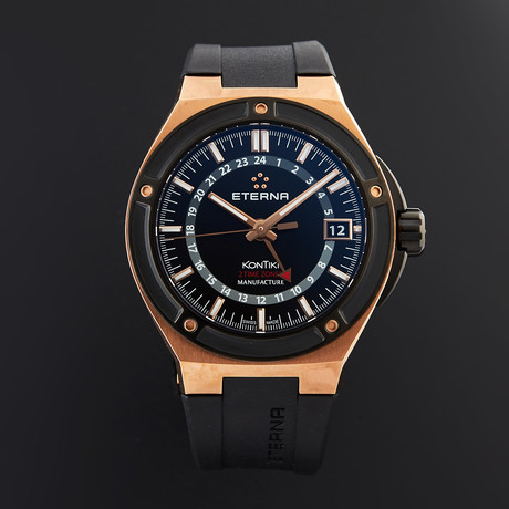 Eterna Kontiki Automatic // 7740.63.41.1289 // New