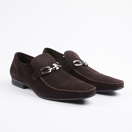 Moc Toe Loafers // Brown (US: 7)