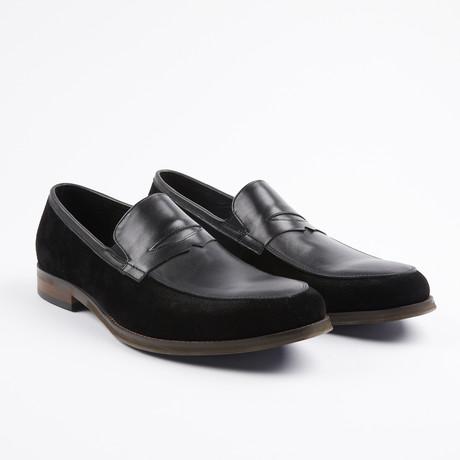 Mark Dress Shoe // Black (US: 6.5)