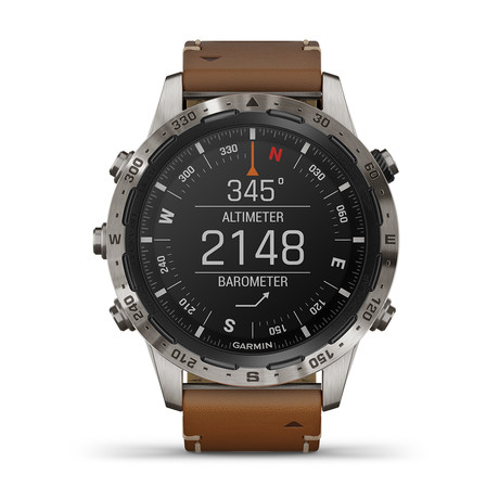 Garmin MARQ Expedition Modern Tool Quartz // 010-02006-12